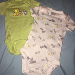 Other - Newborn Onesie's